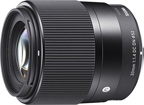 Sigma 30mm F1,4 DC DN Contemporary Objektiv (52mm Filtergewinde)...
