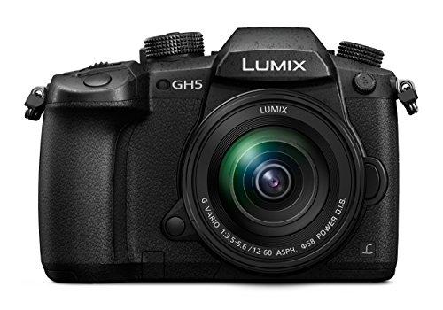 Panasonic Lumix GH5 - Profikamera für Videoprodukton