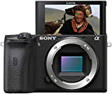 Sony Alpha 6600 | APS-C Spiegellose Kamera ( Schneller 0,02s...
