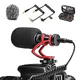 Kamera Mikrofon Comica CVM-VM10II Video Camcorder Mikrofon mit...