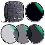 K&F Concept ND Filterset 67mm Neutral Graufilter Set...