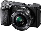 Sony Alpha 6400 | APS-C Spiegellose Kamera mit Sony 16-50mm...