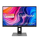 ASUS ProArt PA278QV 68,58 cm (27 Zoll) Professional Monitor (für...