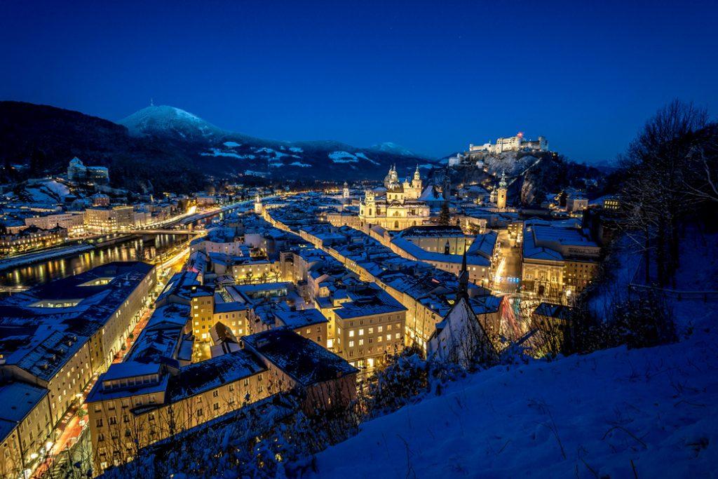 Salzburg Nacht
