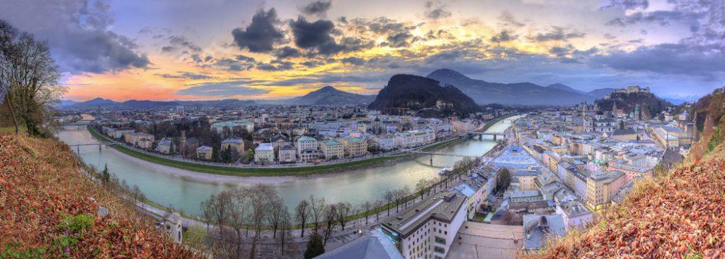 hdr Salzburg