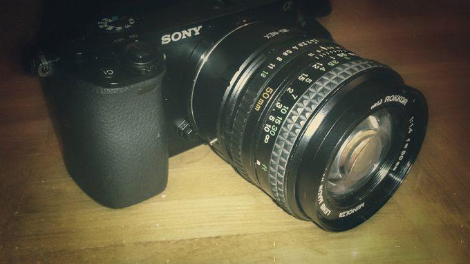 Kamera für die Architekturfotogafie: Sony Alpha 6000