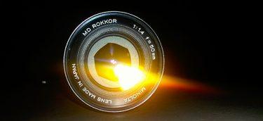 Minolta Rokkor MD 50mm 1.4