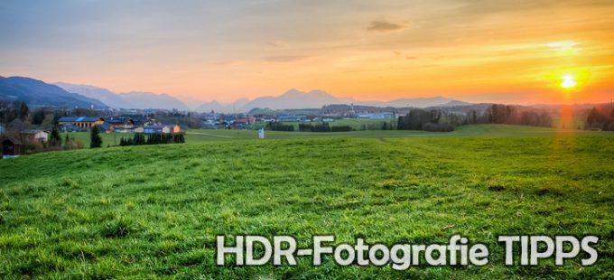HDR-Fotografie Tipps