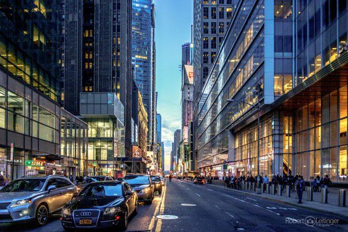 HDR New York