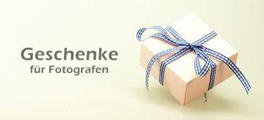Geschenke für Fotografen