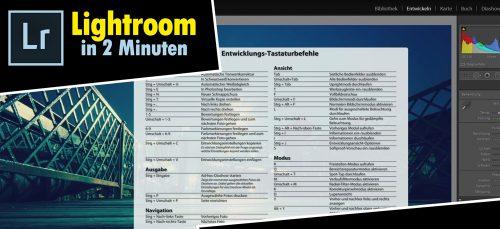 Lightroom: 8 geniale Tipps die deinen RAW-Workflow verbessern