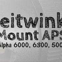 Weitwinkel - E-Mount