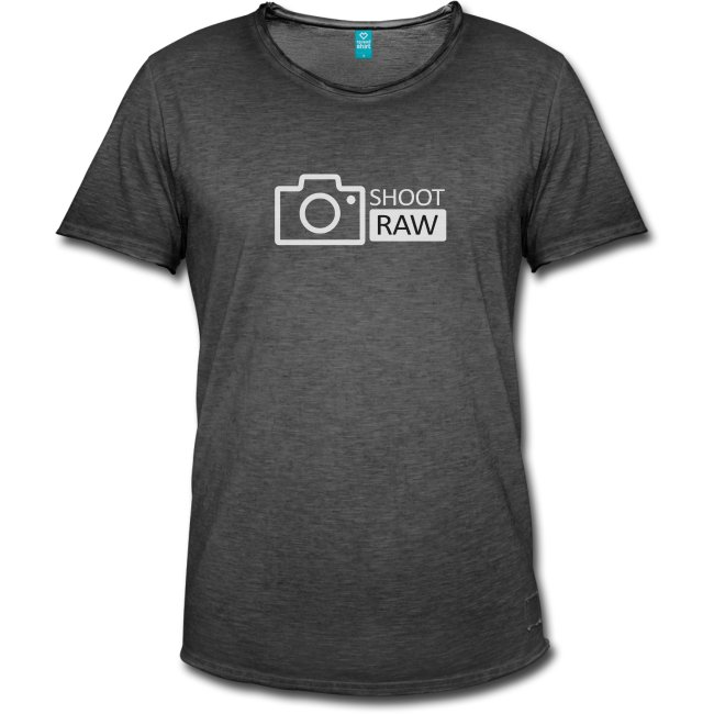 Shoot-RAW Shirt