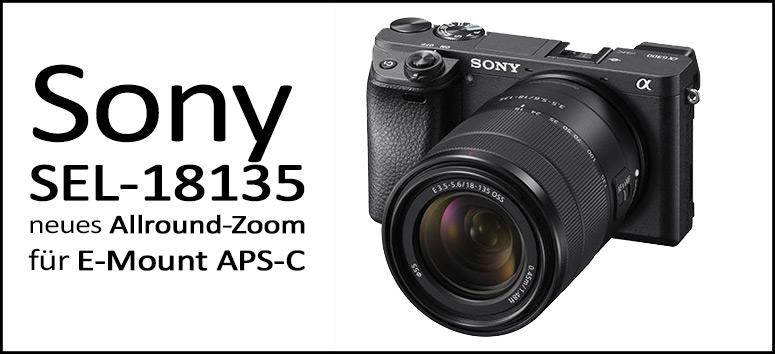 Sony SEL-18135