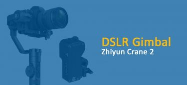 DSLR Gimbal Zhiyun Crane 2