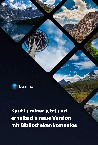 Lightroom Alternative: Luminar 2018