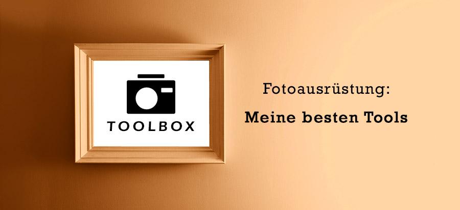 Fotografie Ausrüstung - Toolbox