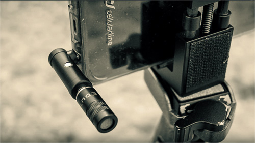 Smartphone zur Vlog Kamera umbauen