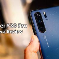 Huawei P30 Pro Kamera Test