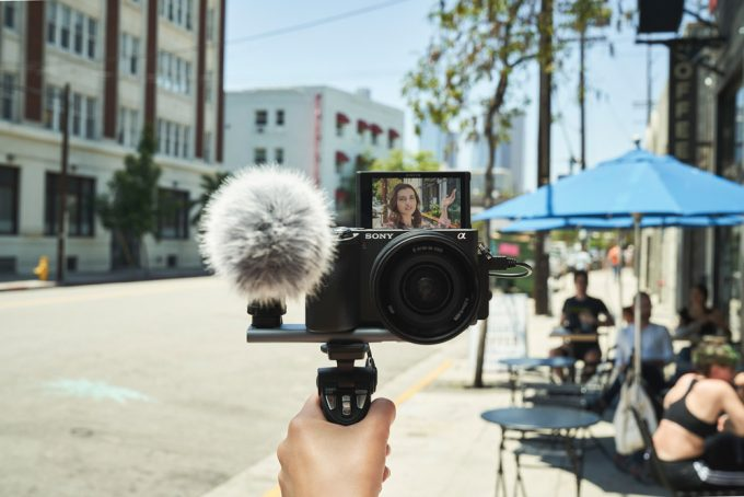 Sony Alpha 6600 - Videofeatures