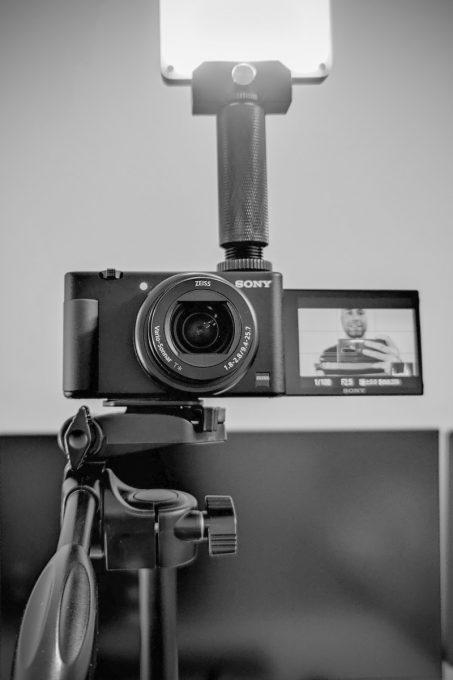Videoaufnahme mit der ZV-1