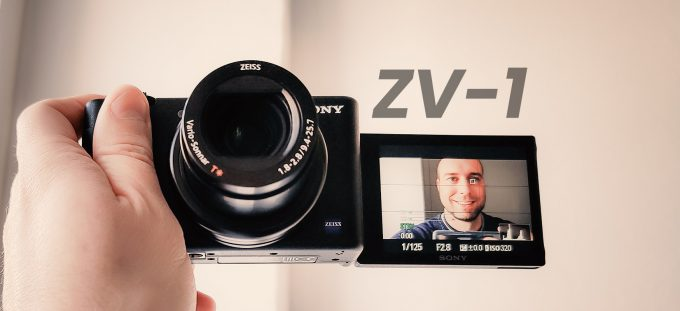 Sony ZV-1 Vlogging-Kamera